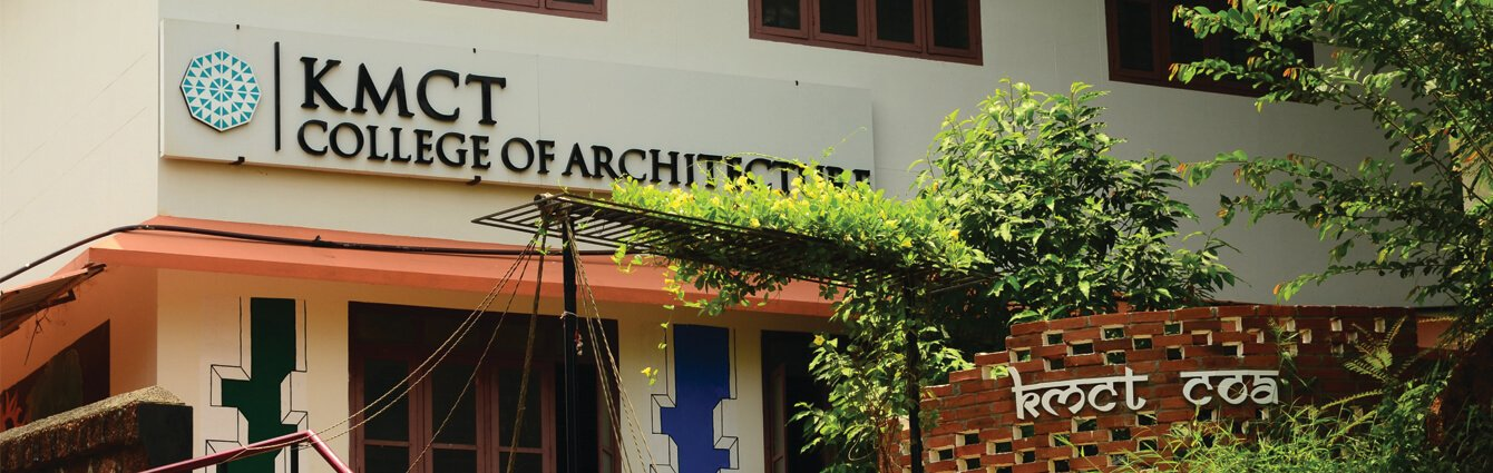 KMCT COLLEGE OF ARCHITECTURE, MUKKAM, KOZHIKODE